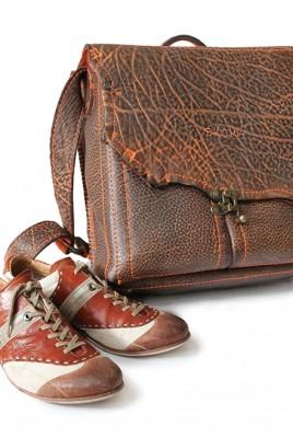 New Label Germany! Marc van Peer, for men & women – Luxus Businesstaschen aus exotischen Ledern