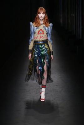 Gucci – Fashion Week Mailand Herbst-Winter 2016-2017